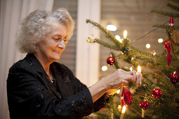 Holiday Senior Safety Tips