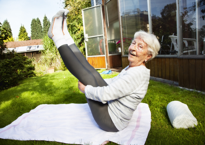 Exercise for Alzheimer's
