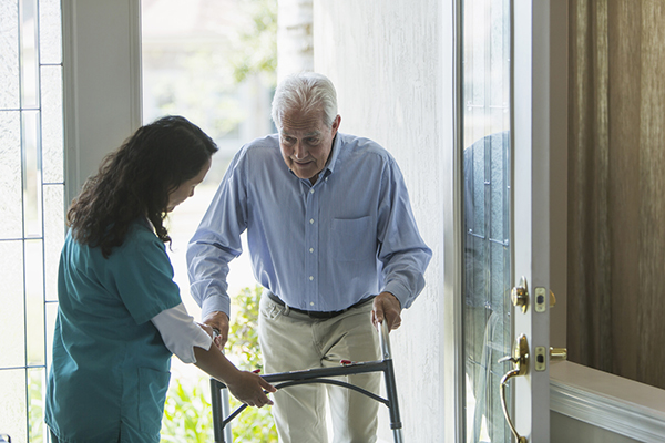Parkinson's disease - senior home care santa barbara