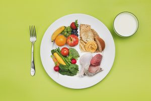 MyPlate for Older Adults can help aging individuals stay on track with a healthy senior diet.